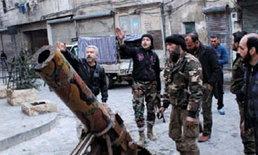 สรุปยอดตายซีเรีย ปี 2013 ทะลุ 73,000 ราย