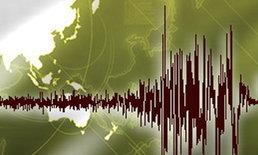 แผ่นดินไหวตะวันตกกรีซ6.1Rไร้ความเสียหาย