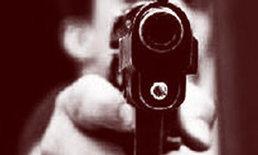ประกบยิงหนุ่มมาสด้าดับกลางถนนรามคำแหง