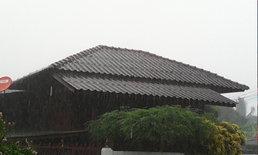 อุตุฯเผยอีสานกลางตอ.มีฝนลมแรงอ่าวไทยคลื่นสูง