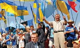 ยูเครนลั่นกวาดล้างกบฏหลังสิ้นเทศกาลอีสเตอร์