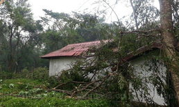 อุตุฯเตือนอีสาน-เหนือระวังพายุฤดูร้อน