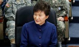 ปนธ.เกาหลีใต้อนุมัตินายกฯยื่นหนังสือลาออก
