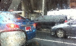 อุตุฯ เผย ช่วงเย็น ทั่วไทยลมพายุกระโชกแรง
