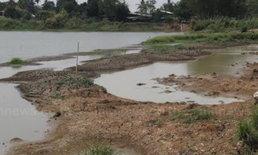 บึงประจำรังแห้งขอดน้ำน้อยสุดในรอบ5ปี