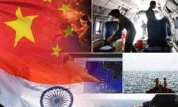 อินเดียห้ามเรือรบจีนเข้าพื้นที่แต่ส่งบินร่วมค้นMH370