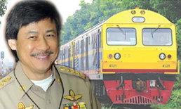 ล้อมคอกรถไฟไทย เตรียมเลิกขายสุราใครดื่มเชิญลง ยันช่วยเหลือครอบครัวเหยื่อเต็มที่