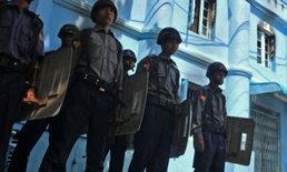 พม่าสั่งจำคุก5นักข่าว10ปีละเมิดพื้นที่หวงห้าม