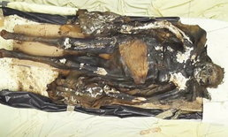 """ฮือฮา พบศพหม้ายชนชั้นสูงฝรั่งเศส 350 ปี ถูกฝังในโบสถ์พร้อม """"หัวใจสามี"""""""