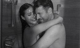 น้ำฝน โชว์ภาพหวานกับสามีหนุ่ม