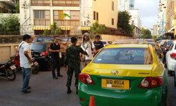 รวบแล้ว! โชเฟอร์แท็กซี่ช่วยตัวเองโชว์ผู้โดยสารหญิง