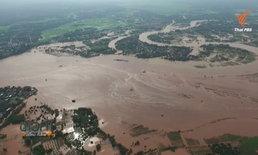 เทศบาลเมืองน่าน พ้นวิกฤตน้ำท่วมคืนนี้ อ.เวียงสา รับน้ำต่อ