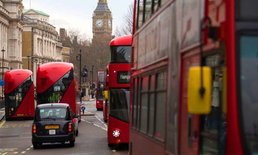 รู้หรือไม่ ทำไมรถเมล์ของอังกฤษถึงสีแดง