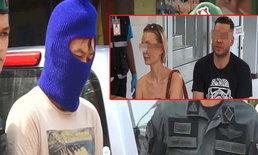 ทำแผนกรรโชกทรัพย์ นทท.รัสเซีย ที่เกาะพงัน! ตำรวจที่ร่วมแก๊ง ยังหลบหนี
