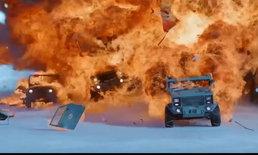 สำรวจฉาก Fast and Furious บู๊ล้างผลาญเสียหายกว่า 500 ล้านดอลล่าร์