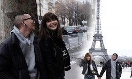 """ชีวิตดี๊ดี """"แจ๊ส ชวนชื่น"""" ควงภรรยาคนสวยเที่ยวยุโรป"""