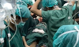 แพทย์จีนถูกคนไข้ฟันหลอดเลือดแตก เจ็บสาหัส