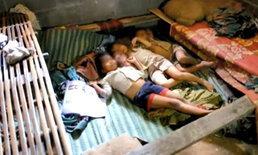 วอนช่วยเด็กน้อย 5 ชีวิต ถูกทอดทิ้ง ต้องอยู่กันตามลำพัง