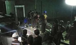 สลด! คนงานโรงงานผลิตกระแสไฟฟ้า พลัดตกบ่อบ่มแก๊สดับ