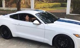 น้องเจ้าขุน ลูกชายเจ เจตริน ถอยรถคันใหม่ ราคาเบาๆ 2 ล้านบาท