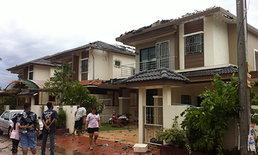 นาทีพายุหมุนถล่มเมืองสุราษฏร์ฯ ชาวบ้านบอกนึกว่าทอร์นาโด