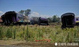 รถไฟโดยสารชนรถบรรทุกไฟลุกท่วมที่แอฟริกาใต้ ตาย 18 เจ็บอีกอื้อ