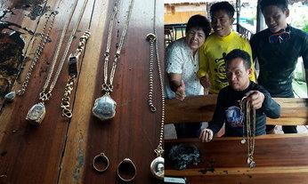 เสี่ยทำทองคำ 20 บาทตกเขื่อน งมหา 6 วันเจอจมน้ำลึก 70 เมตร