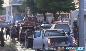 ตำรวจยังสรุปไม่ได้ น้ำทะลักโรงผลิตประปาบางเลน ประมาทหรือไม่
