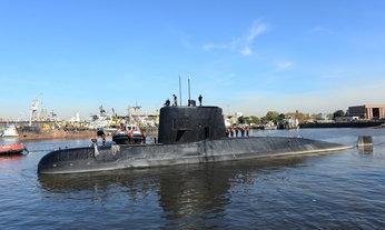 เร่งค้นหาเรือดำน้ำอาร์เจนตินาหายปริศนา พร้อมลูกเรือ 44 ชีวิต