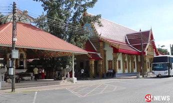 วิจารณ์หึ่ง วัดดังภูเก็ตเปิดโบสถ์ รับเฉพาะนักท่องเที่ยวจีน