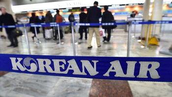 เกาหลีใต้สอบทายาทสายการบินฉาว 'ปาขวดน้ำ' ใส่พนักงาน