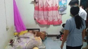 นักศึกษาถูกดักปล้น เตะหน้าอก-ก้านคอ หนีได้แต่ช้ำในตายคาหอพัก