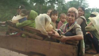 กู้ภัยไทยอัปเดตเหตุลาวเขื่อนแตก 2 หมู่บ้านสาหัส 700 ชีวิตยังตกค้าง