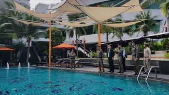 ตร.เจอแล้ว...ตรงปก โรงแรมจัดปาร์ตี้ฝรั่ง-ไทย เซ็กส์สยิวกลางสระว่ายน้ำ