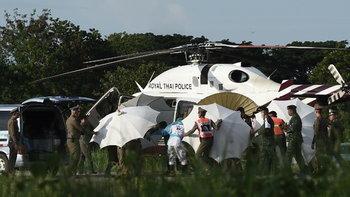 หมออัปเดตอาการทีมหมูป่า 8 คน หลังออกจากถ้ำ พบฟื้นตัวดี-ยังกักตรวจเชื้อ