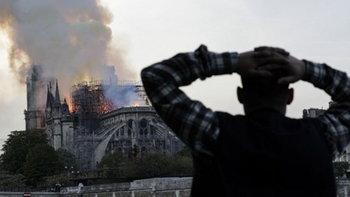 มหาเศรษฐีฝรั่งเศส พร้อมใจบริจาคเงิน 300 ล้านยูโร เป็นทุนซ่อมวิหารน็อทร์-ดาม