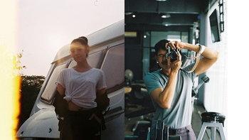 """""""เวียร์"""" คนอวดแฟน ลงภาพแรกม้วนกล้องฟิล์ม แซวไปมากับ """"เบลล่า"""""""
