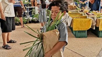 """""""ป๋อ"""" เล่าเรื่องลูก เมื่อ """"น้องภู"""" หลงใหลพืชผักสมุนไพรไทย พ่อขอสนับสนุนเต็มที่"""