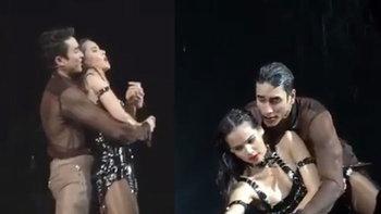 ณเดชน์-ญาญ่า โชว์สเต็ปร้อนแรงบนคอนเสิร์ต แฟนคลับฟินตาค้างไปเลย