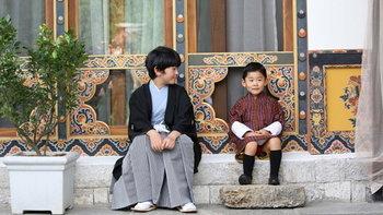 พสกนิกรปลื้มปีติ พระฉายาลักษณ์เจ้าชายพระองค์น้อยแห่งราชวงศ์ญี่ปุ่น-ภูฏาน
