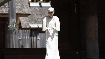 สมเด็จพระจักรพรรดินีมิชิโกะแห่งญี่ปุ่น ทรงรับการผ่าตัดมะเร็งเต้านม