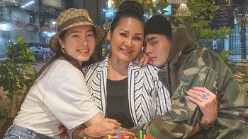 """""""ฮั่น"""" เลือกคนถูกแล้ว ควง """"จียอน"""" ร่วมโต๊ะฉลองวันเกิดแม่ เป็นผู้หญิงคนแรกที่พามารู้จัก"""