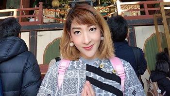 """""""เฟี้ยว์ฟ้าว"""" ตอบคำถามชาวเน็ต ไหว้พระที่ญี่ปุ่น แต่สวดมนต์ภาษาไทย จะได้บุญเหรอ?"""