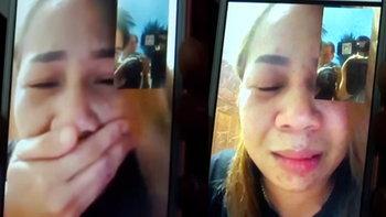 แม่อยู่เมืองนอกปล่อยโฮ รู้ข่าวลูกสาว 12 ขวบ ถูกฆ่าปาดคอตายพร้อมยาย