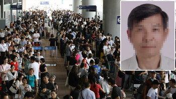 """""""นักการทูตไต้หวัน"""" แขวนคอตาย หลังถูกตำหนิช่วยผู้ประสบภัยในญี่ปุ่นไม่ดี"""