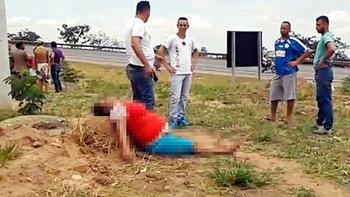 หญิงบราซิลใจเหี้ยม มอมเหล้าสาวท้อง 8 เดือน ก่อนฆ่าคว้านท้อง ขโมยทารก