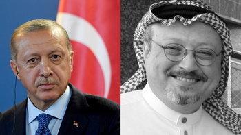 """ผู้นำตุรกีลั่น """"จะแฉหมดเปลือก"""" ข้อเท็จจริงฆ่าหั่นศพนักข่าวในสถานกงสุลซาอุฯ"""