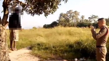 อาถรรพ์ต้นไม้ผี-พบหนุ่มกัมพูชาผูกคอตาย ชาวบ้านเผยมีคนแขวนคอประจำ
