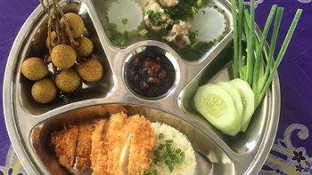 ผู้ปกครองปลื้ม! อาหารกลางวันโรงเรียนลูก กินดีกว่าอยู่ที่บ้าน