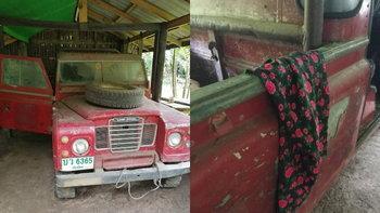 ฆ่าเปลือยสาวไทยใหญ่ทิ้งศพบนรถเก่า คาดอดีตผัวดักฉุดไปข่มขืน-บีบคอจนตาย